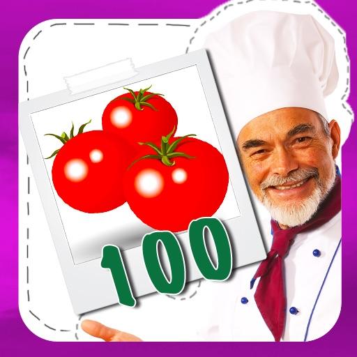 100 Schlank-Snacks unter 100 Kalorien
