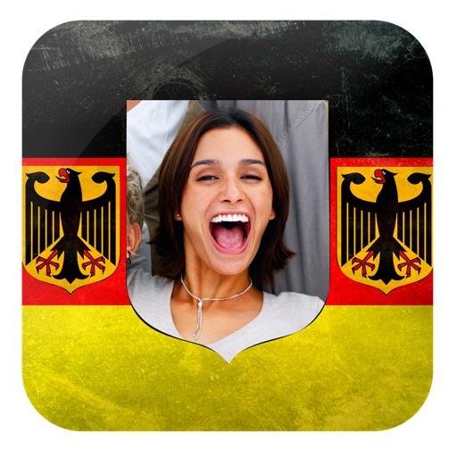 Germany Flag Frames