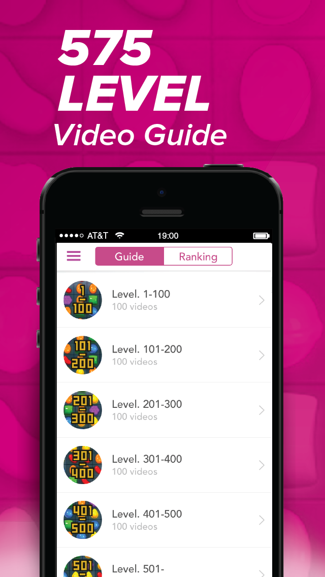 Guide for Candy Crush Saga - 850+ Video Guide, 40+ Text Guide! (Unofficial)のおすすめ画像2