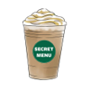 Secret Menu Starbucks Edition - Coffee, Frappuccino, Macchiato, Tea, Cold, and Hot Drinks Recipes