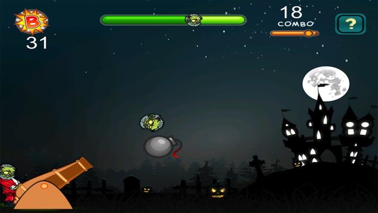Blast the Zombies! zombie Bomber