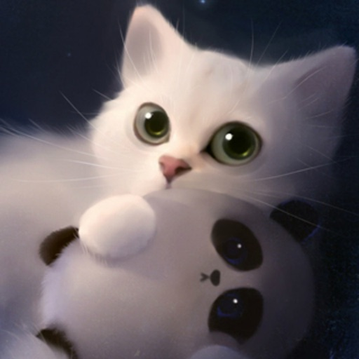 cat screen Wallpapers icon
