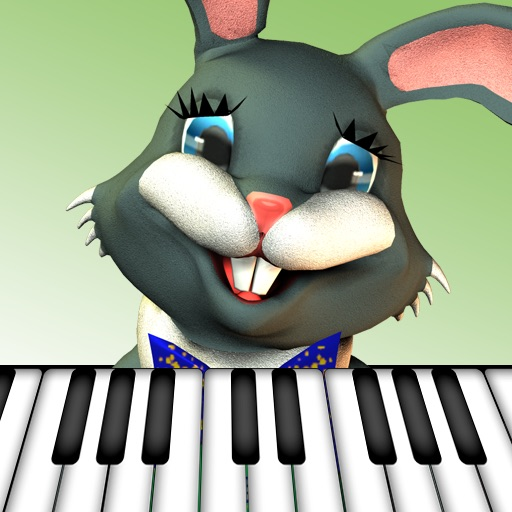 Easter Bunny's Kids Piano for iPhone