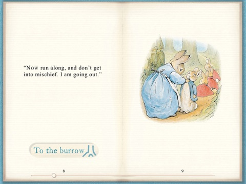 The Original Tale of Peter Rabbitのおすすめ画像2