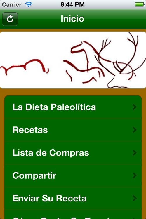 Recetas Dieta Paleo