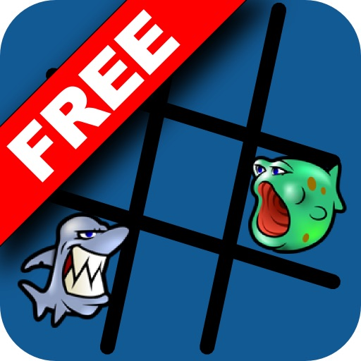 Tic Tac Fish FREE icon