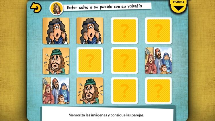 Aventuras de la Biblia para Niños - ¡Gratis! screenshot-3