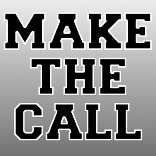 Make the Call - Hockey