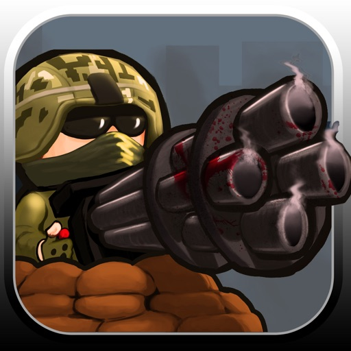 Mini Gun vs Zombies 3D