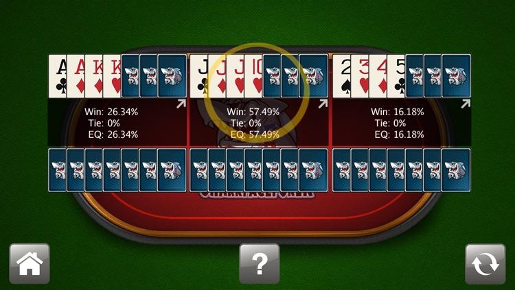 Stud Poker Odds