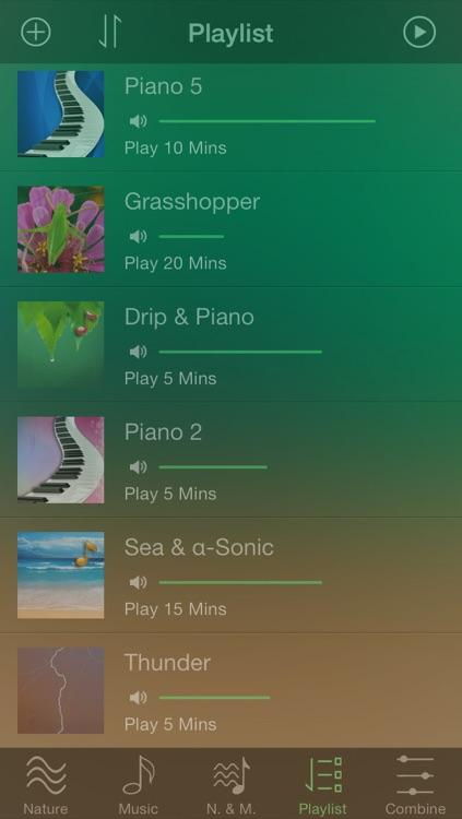 Wo.Audio Air - Relax,Sleep,Hypnosis screenshot-3