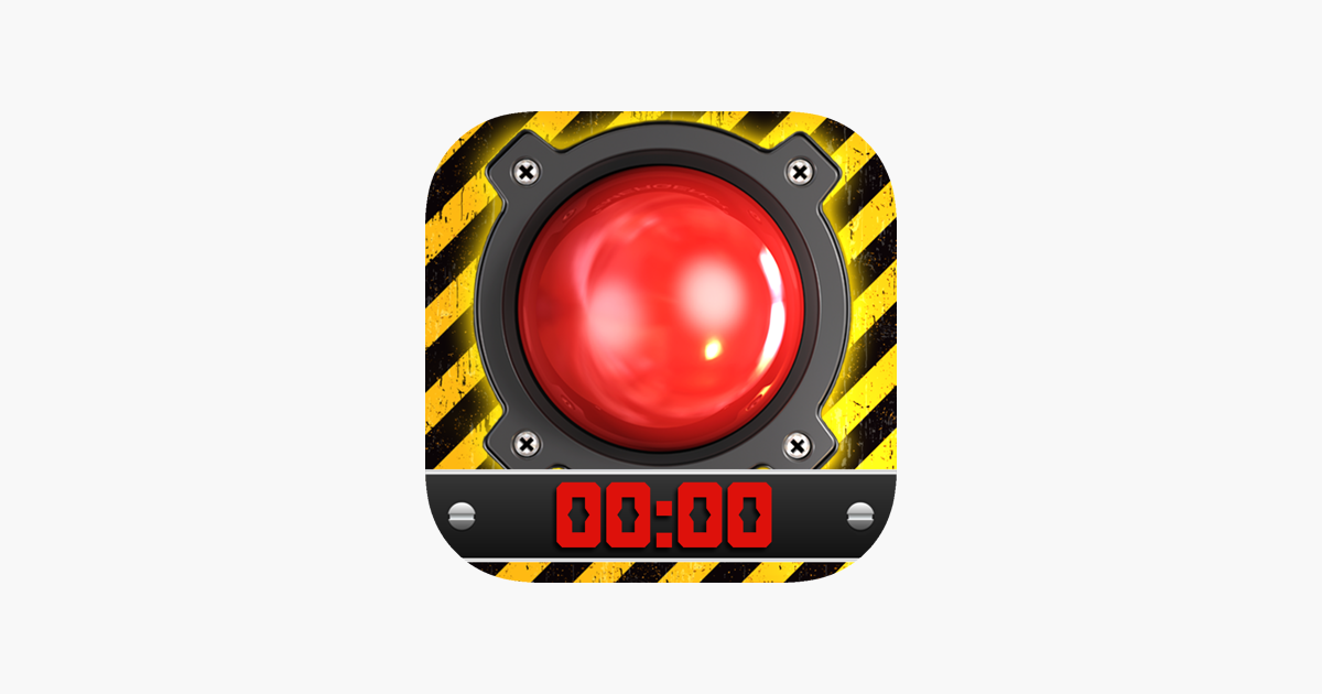 BANG! BOOM! Buzzer (Countdown Timer) on the App Store