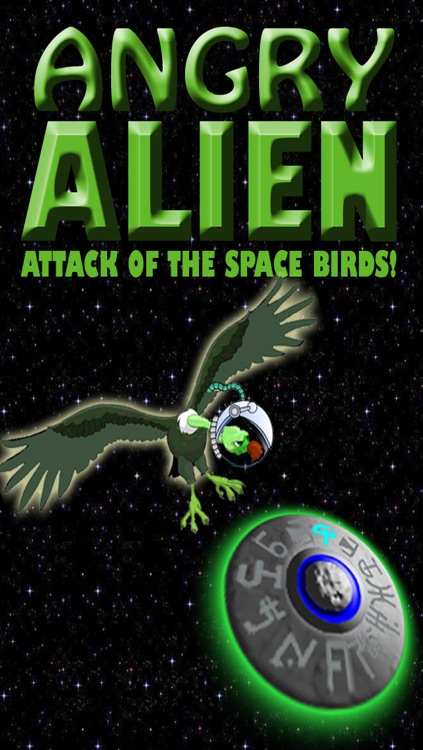 Angry Alien:  Attack Of The Space Birds