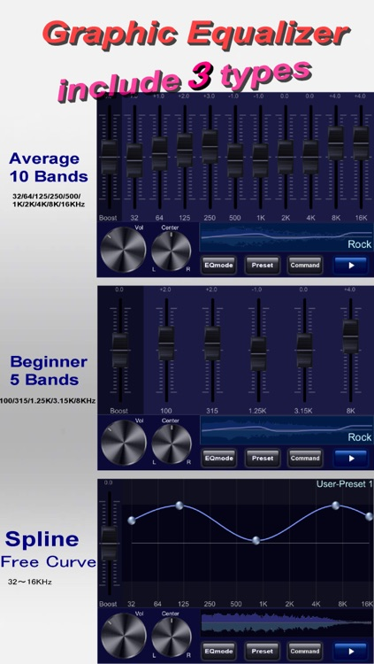 SuperLoud Standard - Amazing Quality Equalizer