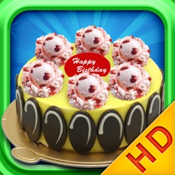 Make Ice Cream Cake - Cooking games HD