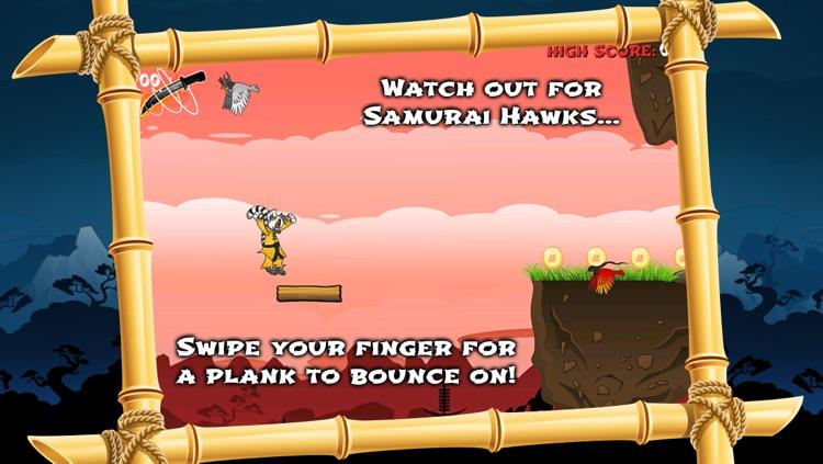 Ninja Lemur - Run, Jump, and Fly!