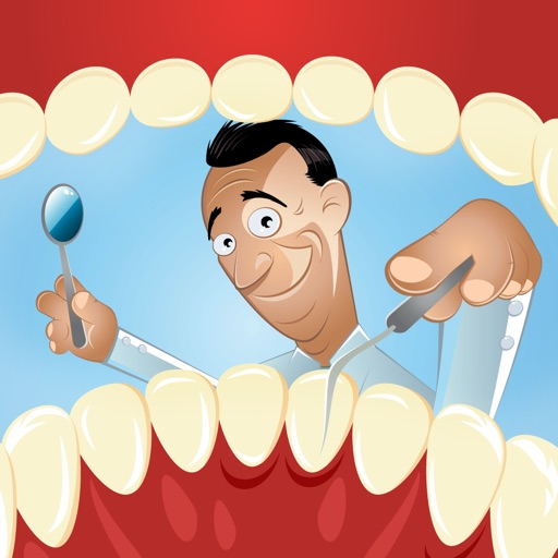 An Emergency Dentist Race icon