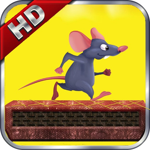 Mouse Run and Jump HD Free