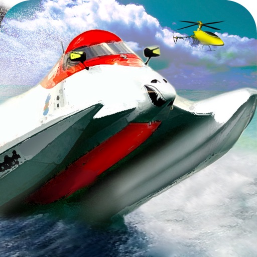 Powerboat Racing HD - Full Version icon