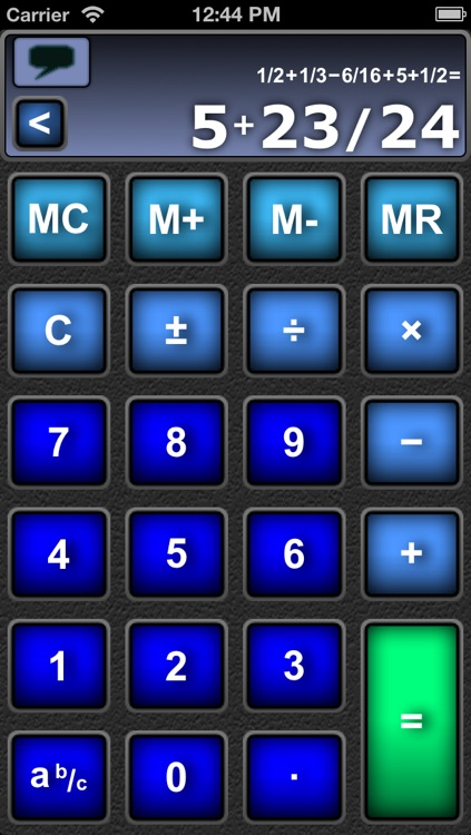 Scientific Fraction Calculator screenshot-0
