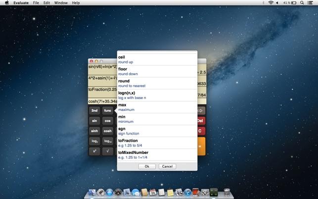 Mac App Store 上的 Evaluate Scientific Calculator