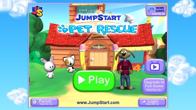 JumpStart Pet Rescue Free on the App Store