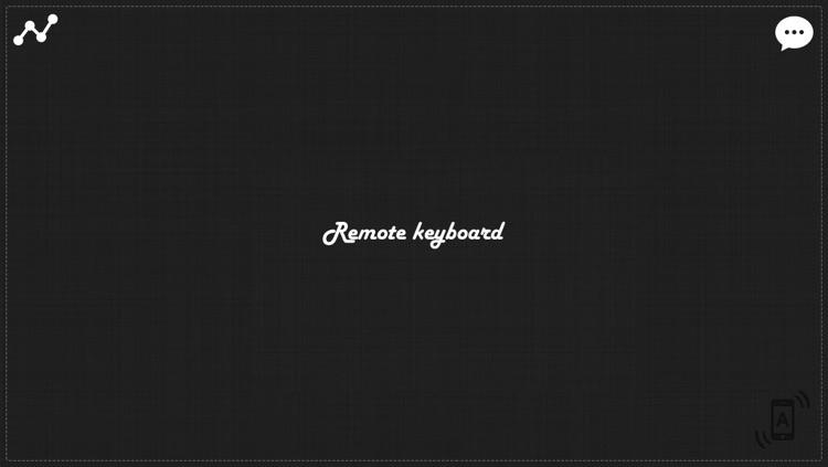 Remote Keyboard+ Lite (Wireless Keyboard & Trackpad) screenshot-4