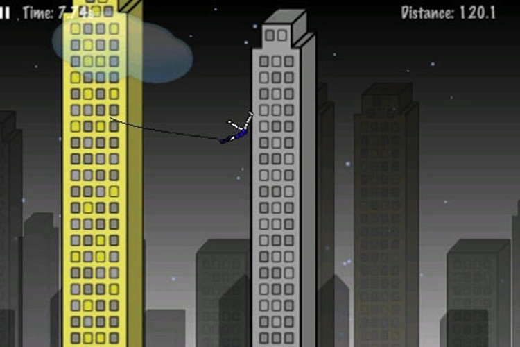 Rope'n'Fly 2 screenshot-2