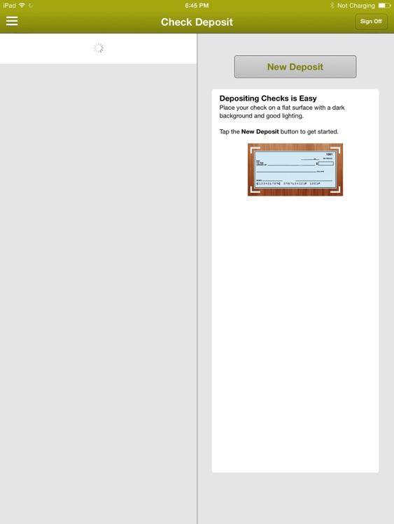 Carson Bank Mobile for iPad screenshot-3