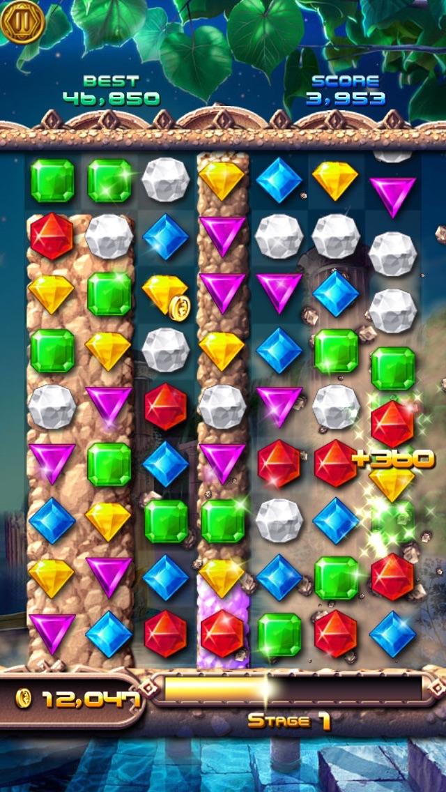JewelsMaze 2 Screenshot