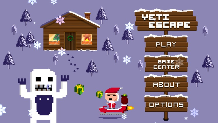 Yeti Escape screenshot-0