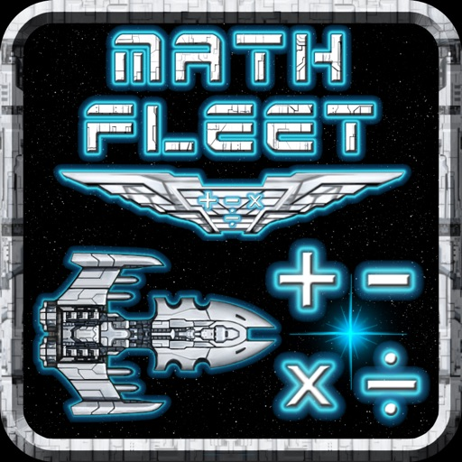 Math Fleet - Pilot a Space Squadron and Defend Planet Earth with Math !