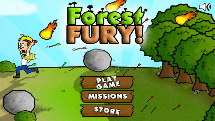 Forest Fury