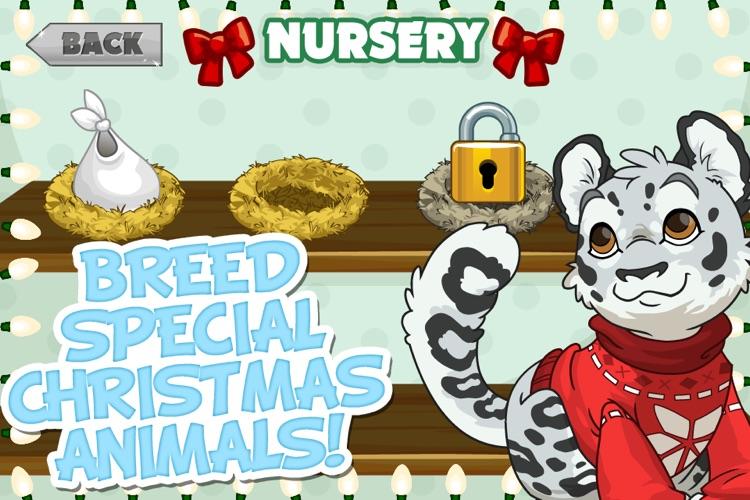 Tap Zoo: Santa's Quest screenshot-3