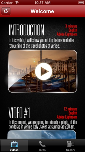 Lightroom 4 Retouching II Free Edition on the App Store