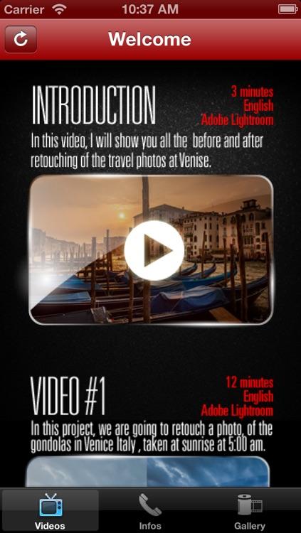 Lightroom 4 Retouching II Free Edition