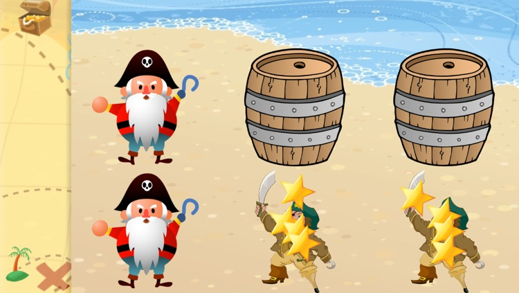 Pirates Games for Kids and Toddlers : discover the world of pirates ! screenshot-3