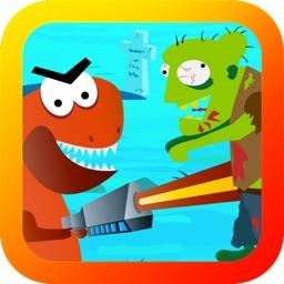 Dinos vs. Zombies Free