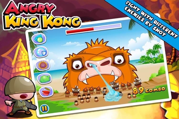 Angry King Kong HD
