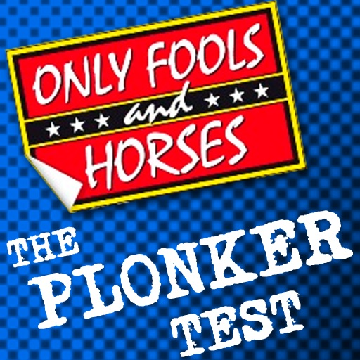 Only Fools and Horses Plonker Test