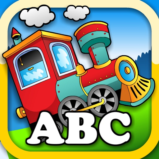 Abby Monkey® Animal Train for Children