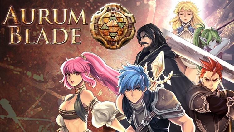 오럼블레이드 (Aurum Blade)