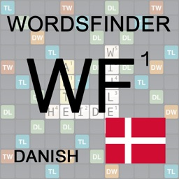 DA Words Finder Wordfeud Dansk/Danish - find the best words for Wordfeud, Scrabble, crossword and cryptogram