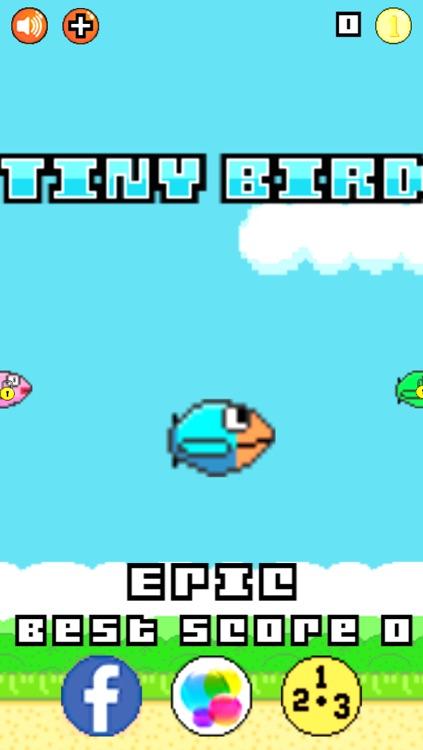 Tiny Bird – Flappy Adventures