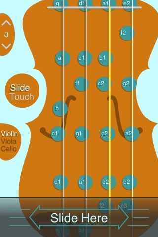 Real Violin screenshot1