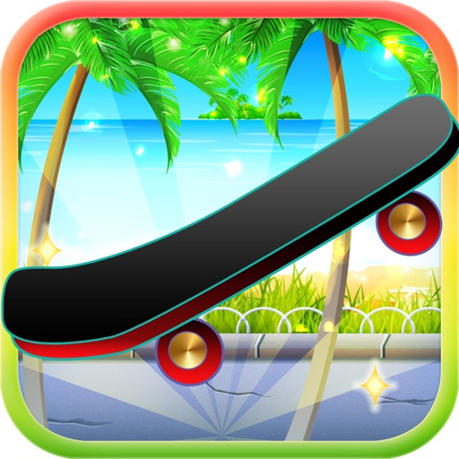 Skateboard Dash iOS App