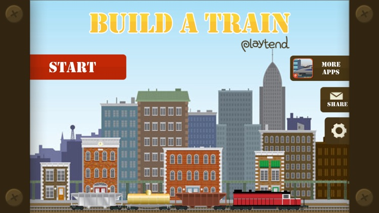 Build A Train Lite screenshot-0