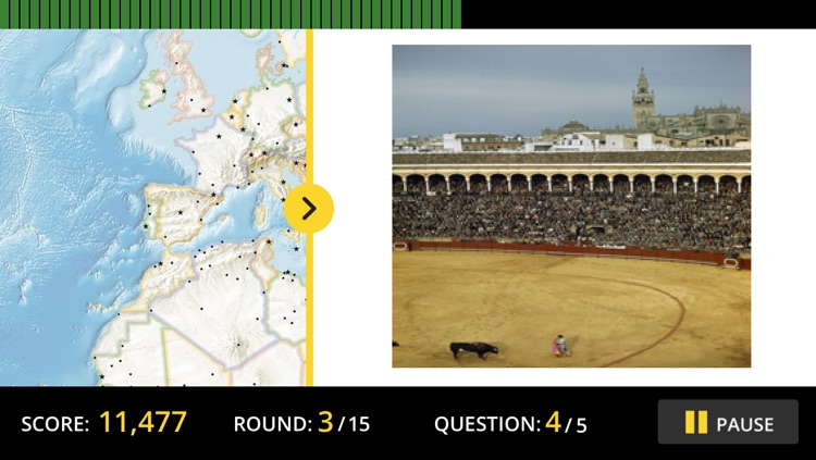 GeoBee Challenge HD by National Geographic screenshot-3