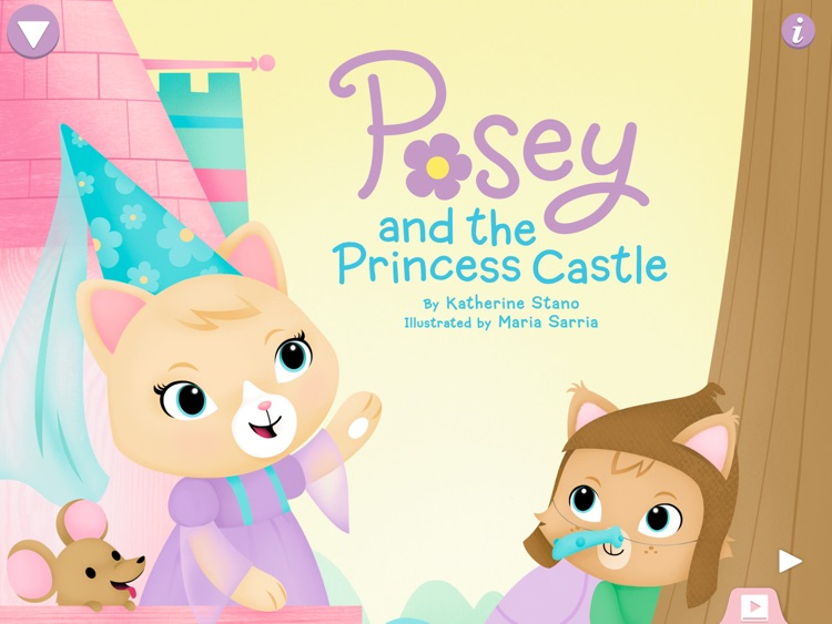 Posey and the Princess Castle