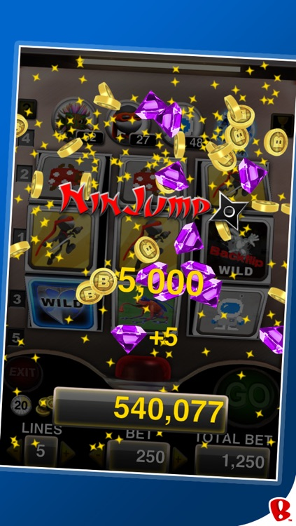 Backflip Slots screenshot-1